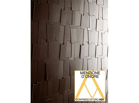 2011 - Marazzi Soho receives an Honourable Mention at the ADI Compasso d'Oro