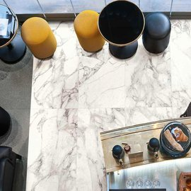 Decorating with marble: an interior design trend