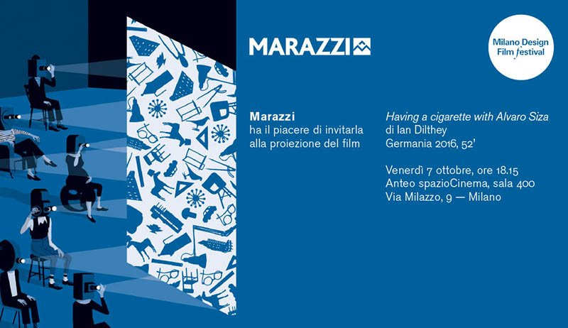 Marazzi partner of Milano Design Film Festival