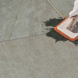 How to lay ceramic tiles