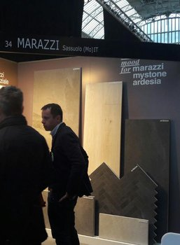 Marazzi in London with Architect@work