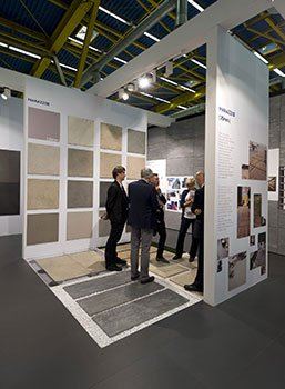 """Snapshots"" of our Cersaie"