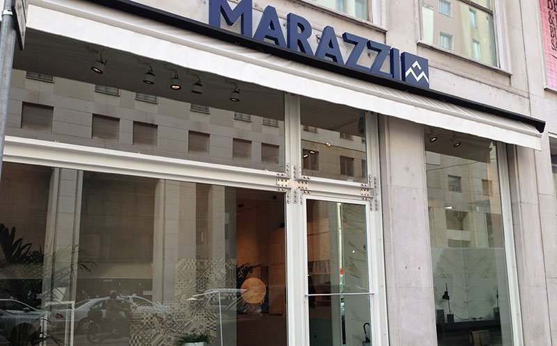 Milan Design Week. Special opening hours for Marazzi Showroom at Via Borgogna 2