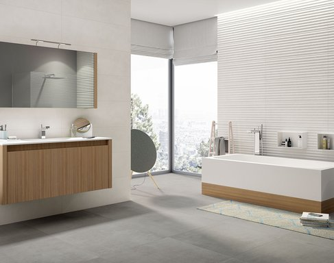 Thin ceramic covering, to renew your home