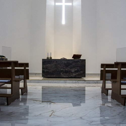 From Land to Sea: the Olbia Church in the New Marazzi Project