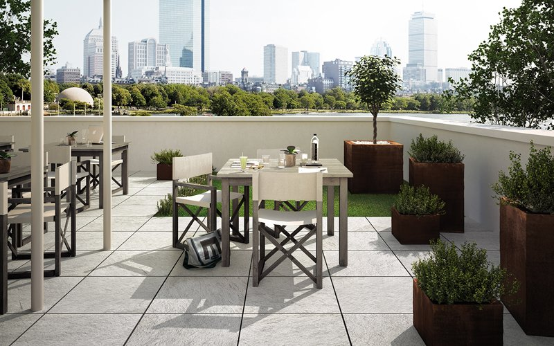 Living the outdoor with Multiquartz and Multiquartz20
