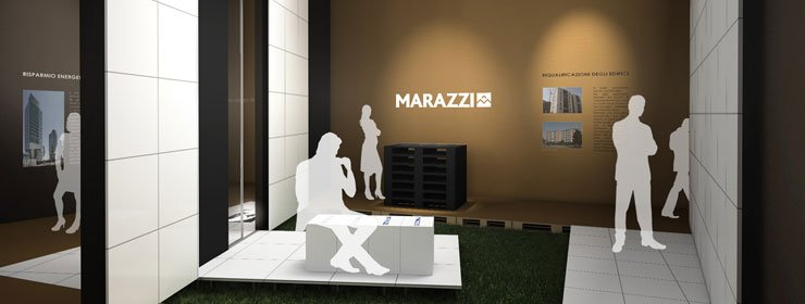 MADE 2010: Marazzi Engineering presents solutions for the world of architecture and construction