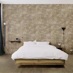 Fabric: the wall tiles inspired by nature