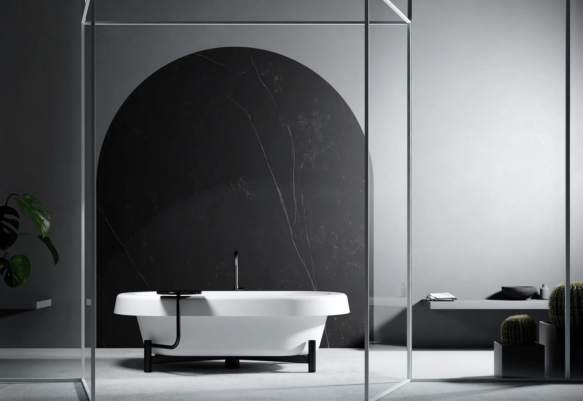 Carlo Martino (Studiomartino.5), bathtub Reverse by Relax Design. Photo, Plasma