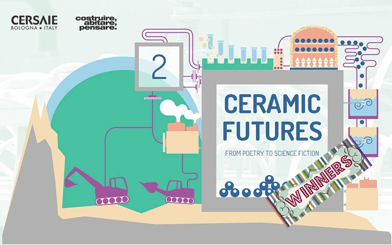 Ceramic Futures: from poetry to science fiction, the best projects presented today at Cersaie
