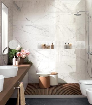 Allmarble Wall: all the timeless luxury of marble in just 6 mm