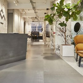 Marazzi restyles its London showroom in St. John Street in the heart of the design district