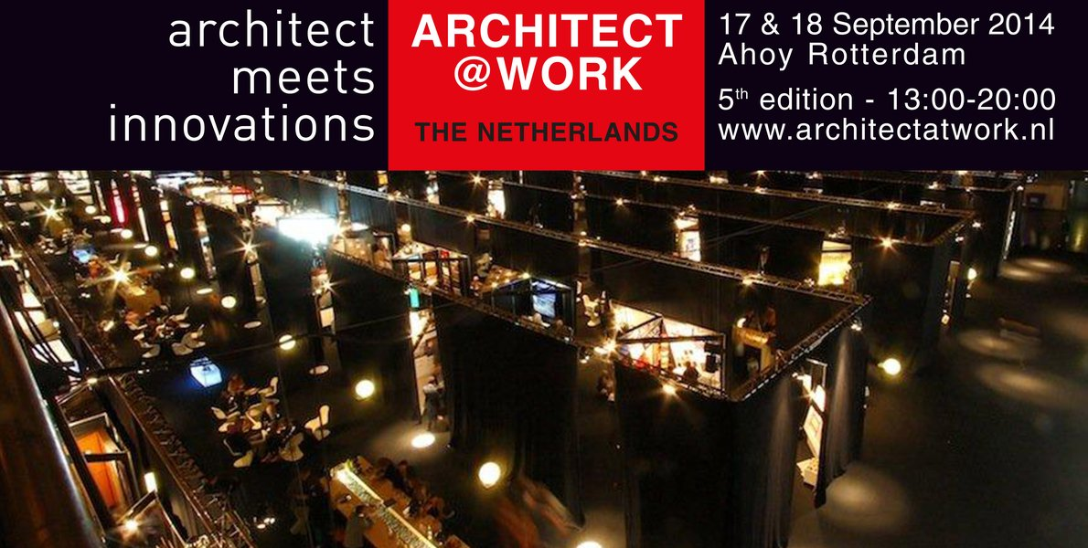 Marazzi to take part in Architect@Work Netherlands