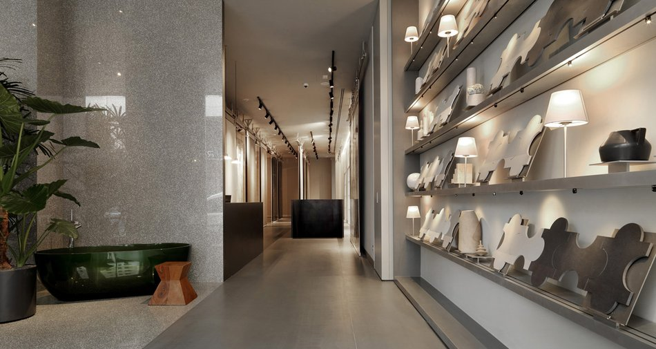 Marazzi opens the doors of its new showroom in Milan