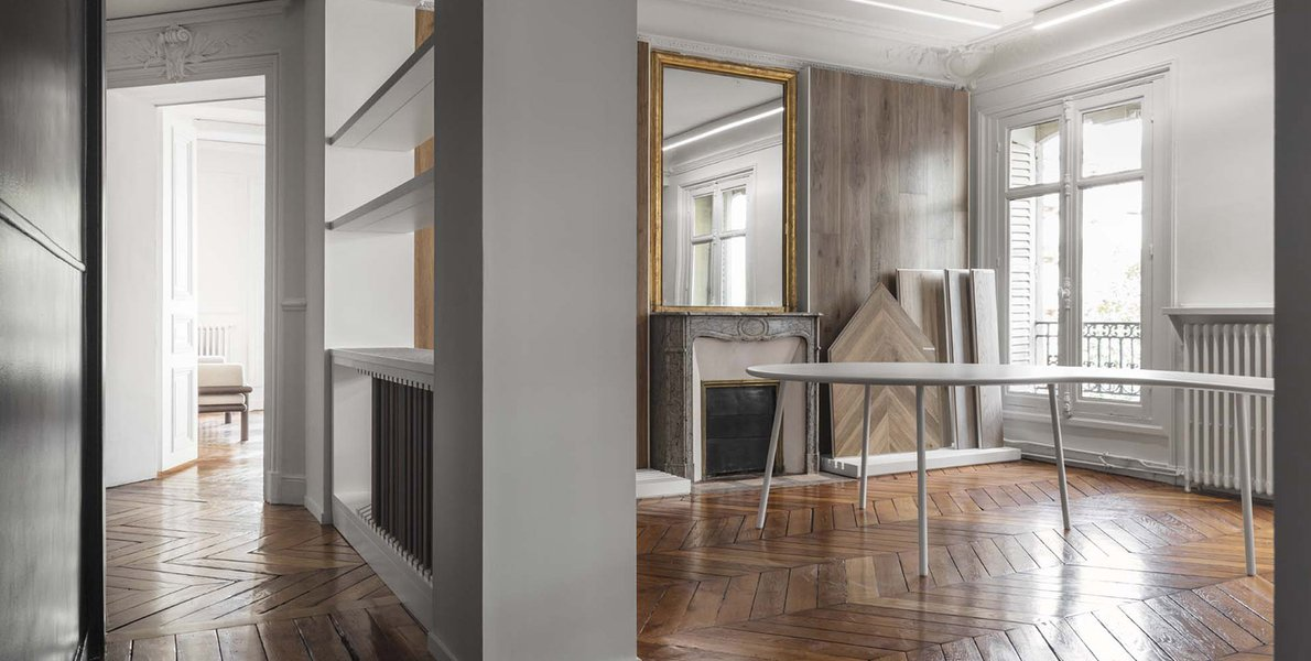 Showroom Marazzi Paris