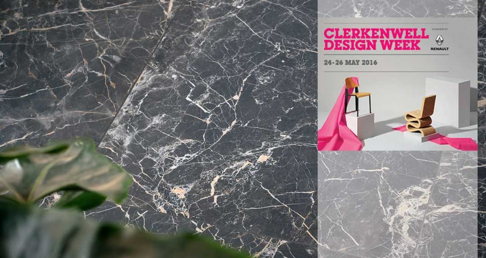 Marazzi @ Clerkenwell Design Week, London 24-26 May 2016