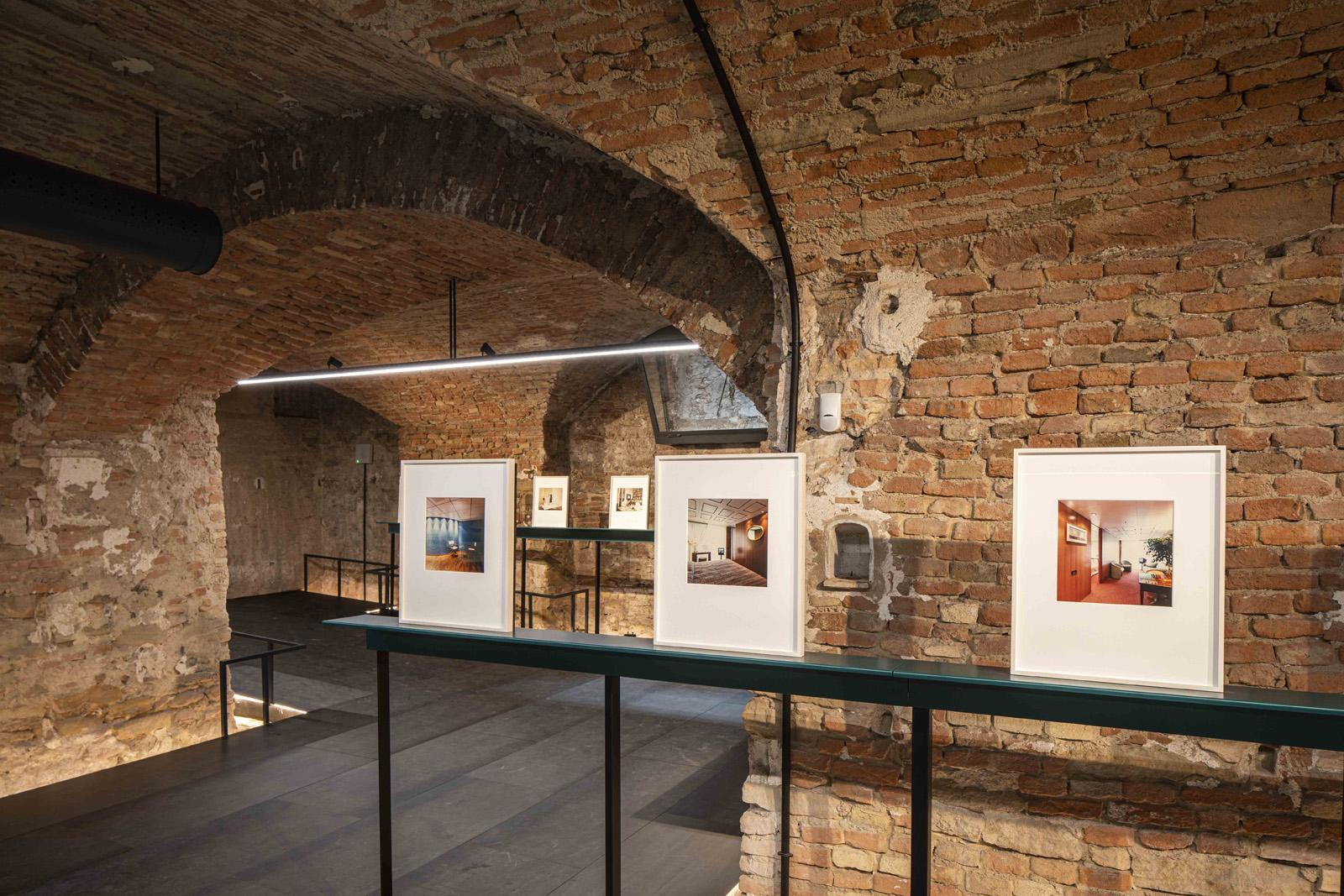 "Luigi Ghirri's ""Industrial Perspectives"" on show in Bologna"