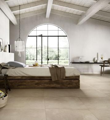 Tiles Bedroom Stone Effect - Marazzi_747