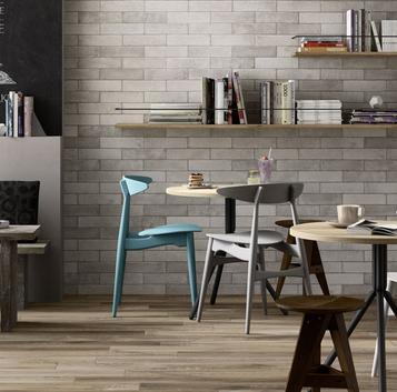 Tiles Wood Effect Over-Size - Marazzi_733
