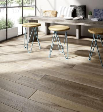 Tiles Wood Effect Living Room - Marazzi_733