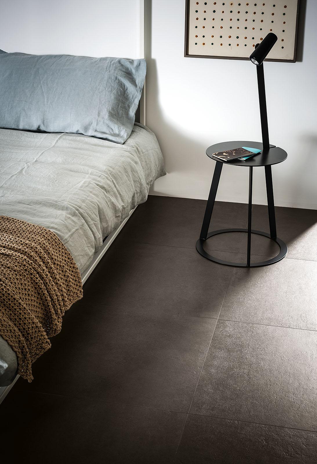 Brooklyn porcelain stoneware flooring marazzi - Ceramic tile flooring bedroom ...