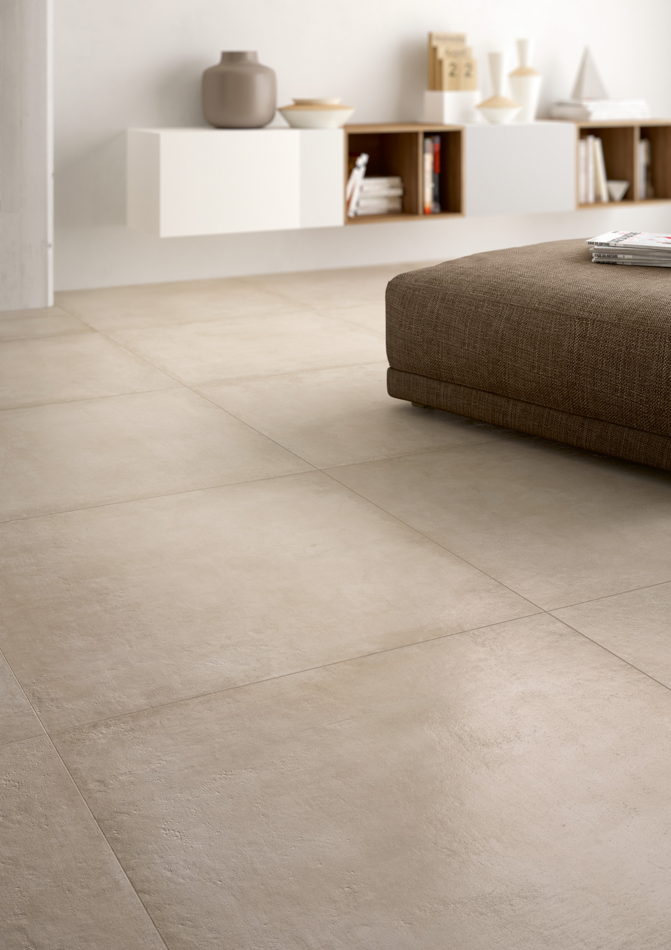 Clays terracotta effect porcelain stoneware marazzi for Carrelage 60x120