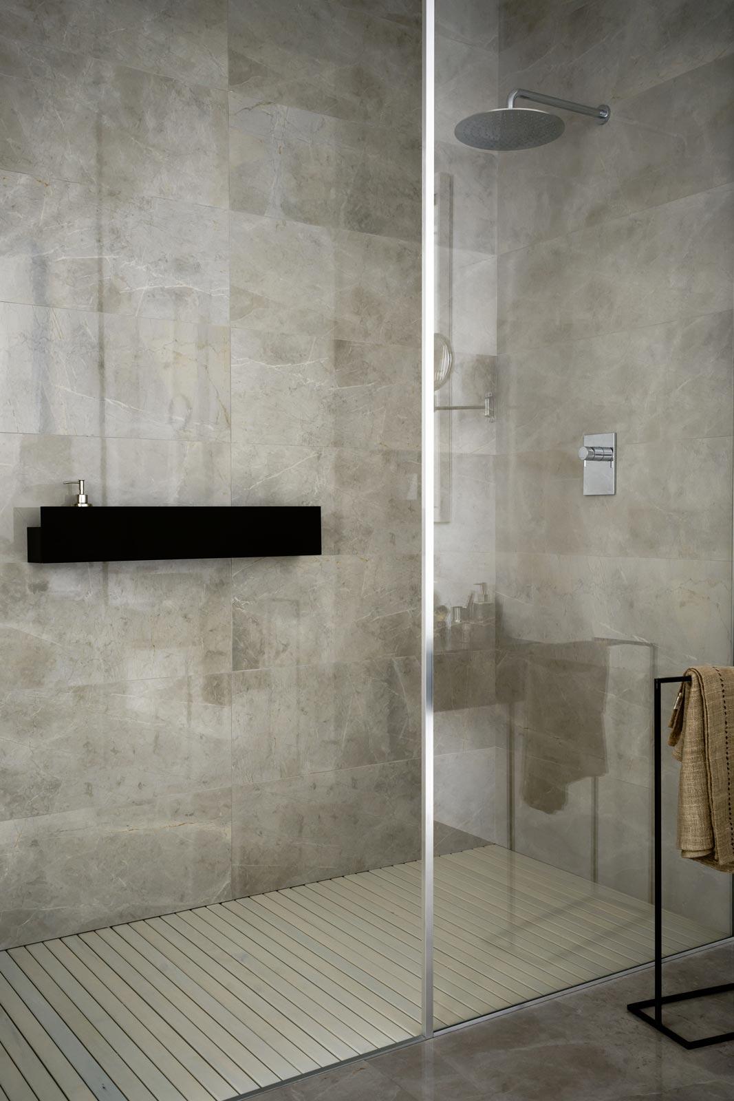 Evolutionmarble marble effect stoneware marazzi for Marazzi tile