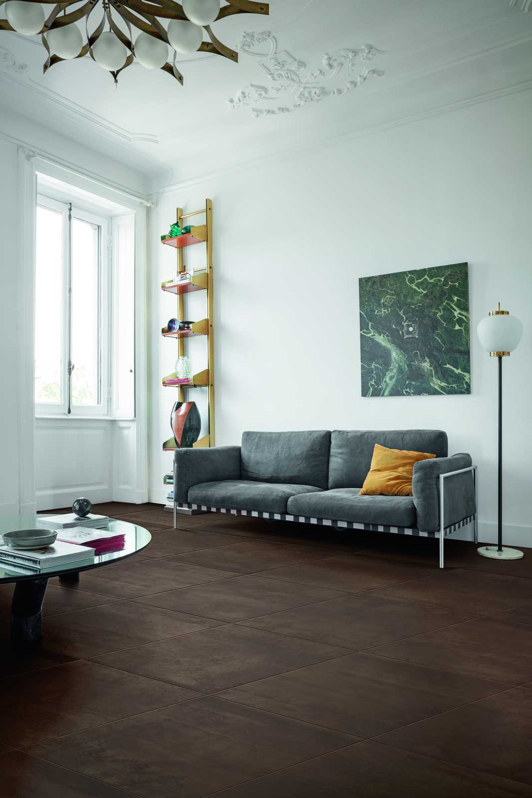 Living room floor inspiration for your furniture marazzi Living room decor inspiration