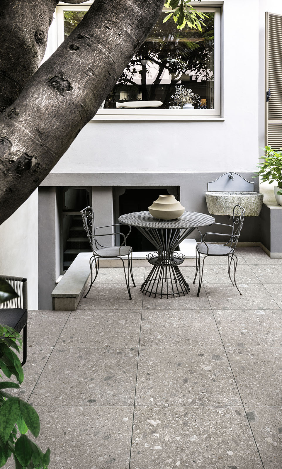 Outdoor Tiles Gardens And Terraces Marazzi