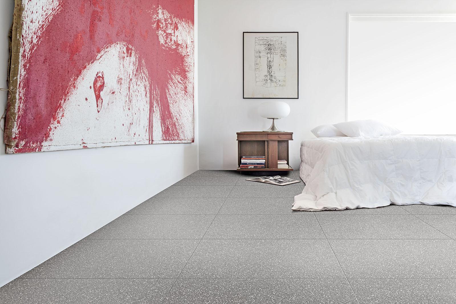 Bedroom tiles ceramic and stoneware ideas marazzi - Ceramic tile flooring bedroom ...