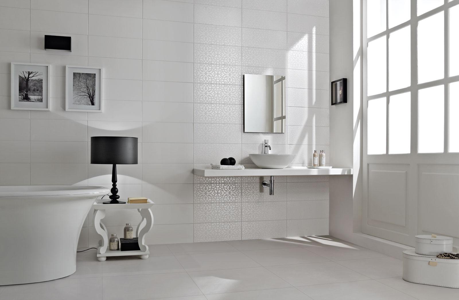 Black Amp White Kitchen And Bathroom Tiles Marazzi