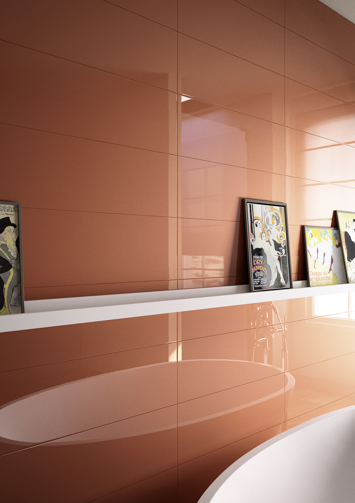 Orange Tiles View The Collections Marazzi