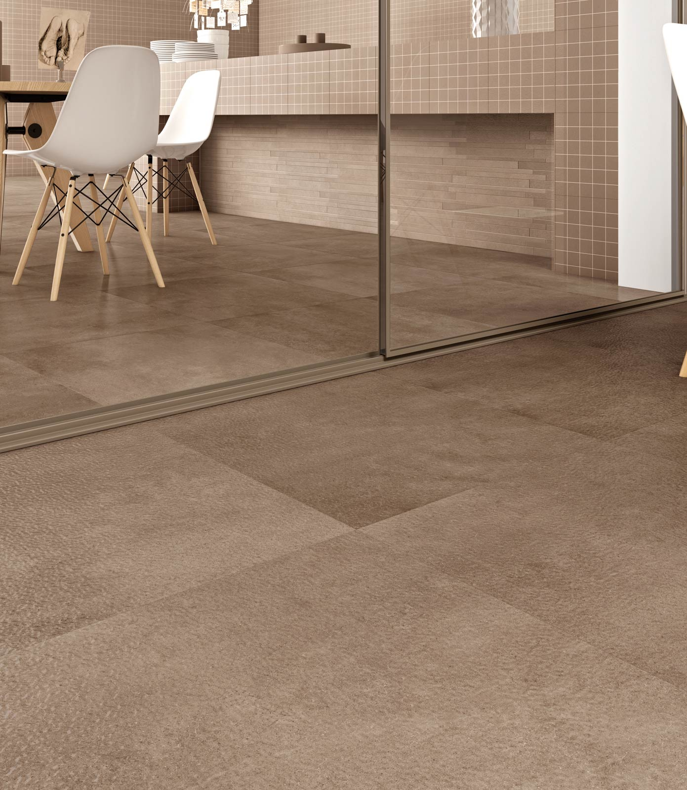 Indoor and outdoor flooring view the catalogue marazzi 4580