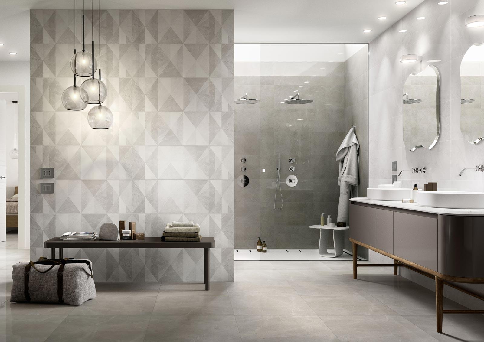 Mattonelle per pavimento bagno bagno piccolo idee e soluzioni