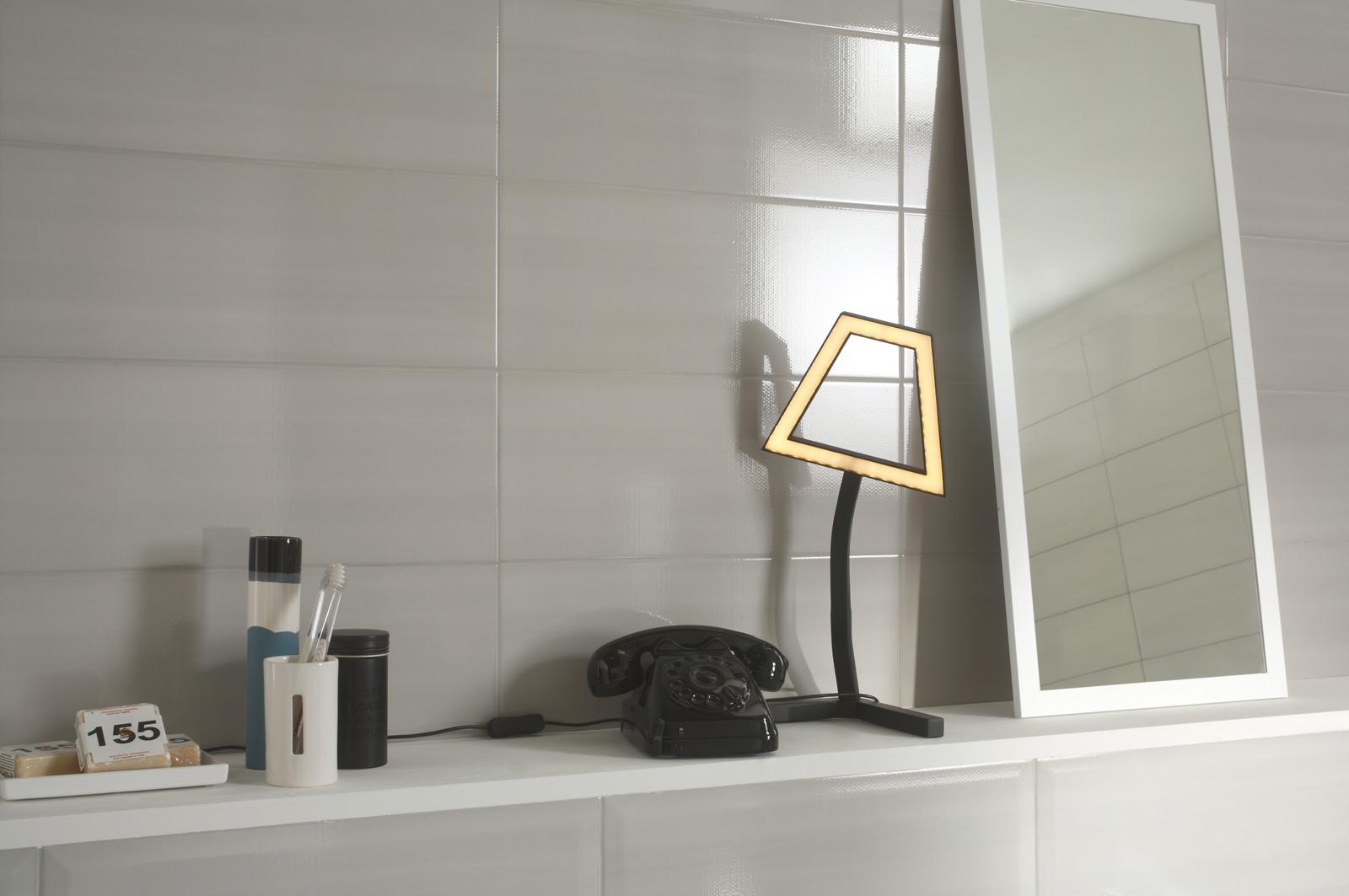 Nuance ceramic bathroom covering marazzi for Carrelage marazzi prix