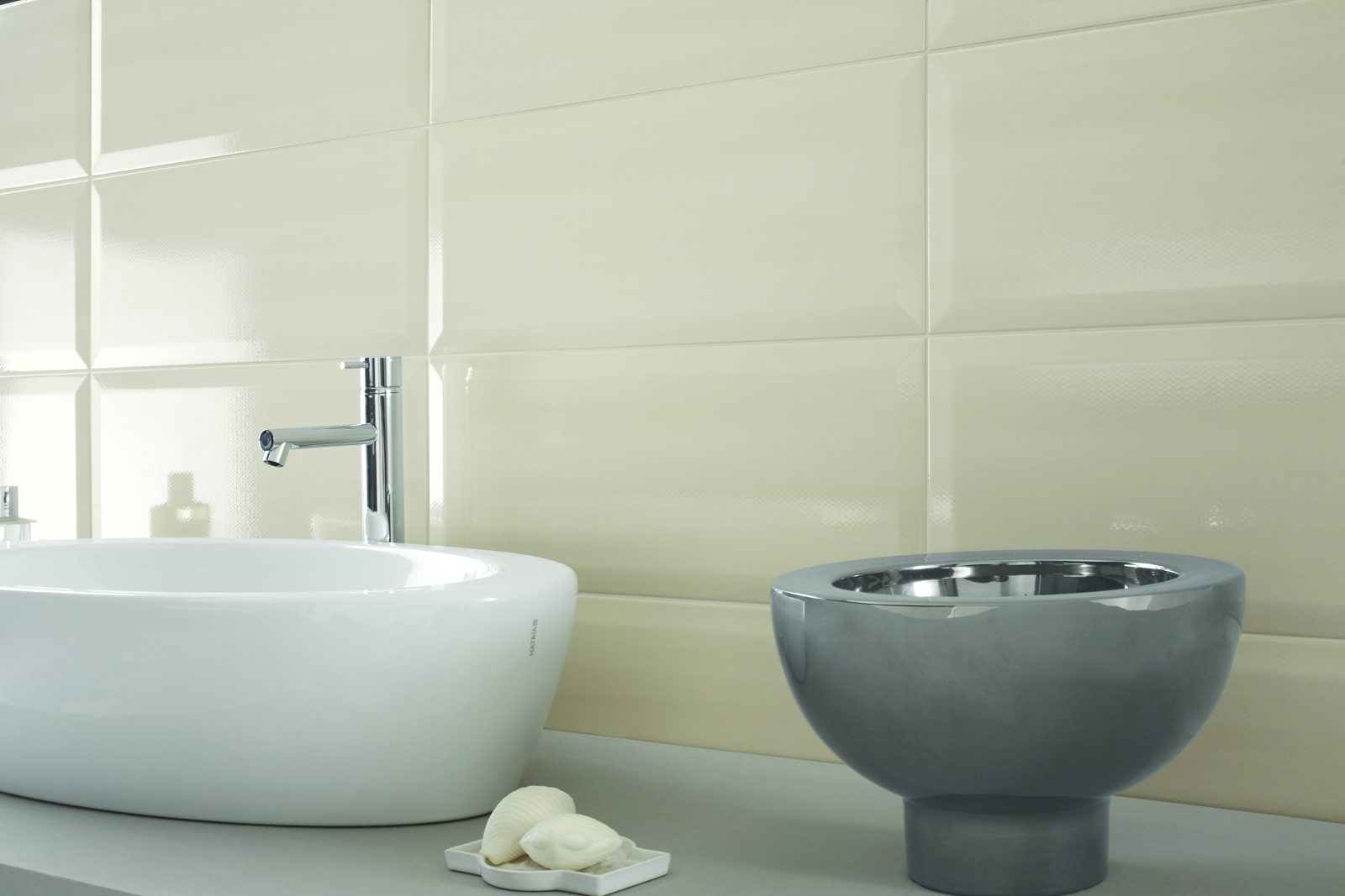 Nuance - Wall tiles for bathrooms  Marazzi
