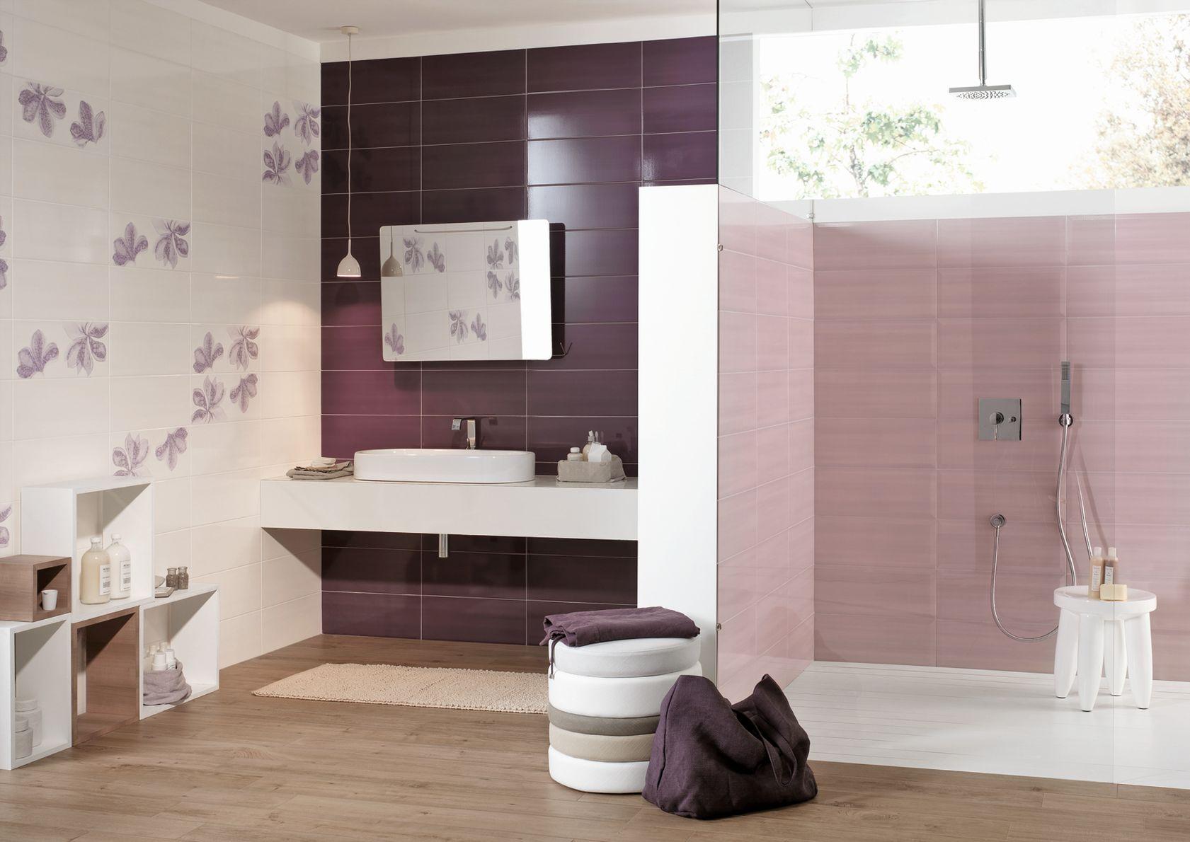 Bagni Colorati Blu : Bagni colorati immagini amazing mobili bagno arte povera mondo