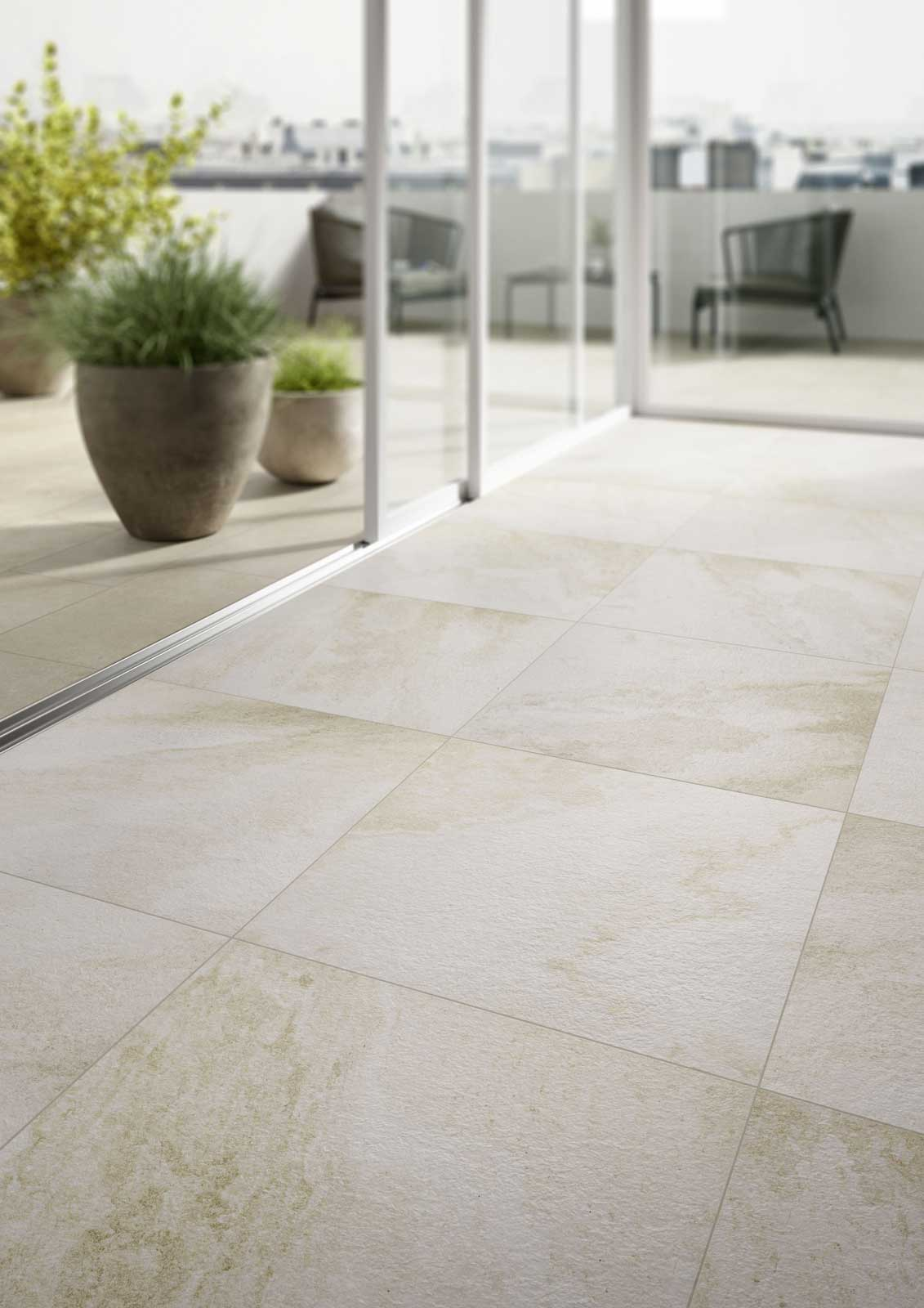 Indoor and outdoor flooring view the catalogue marazzi 6379