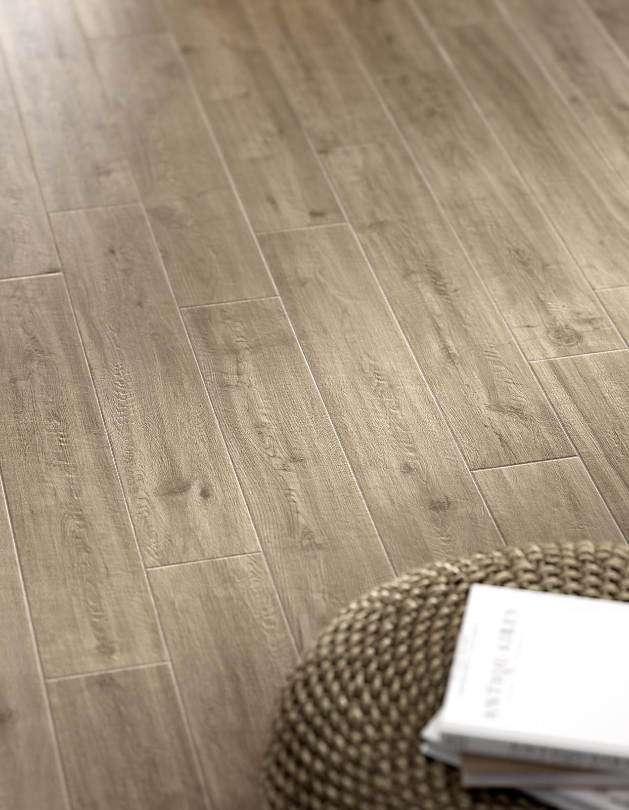 Treverkway wood effect stoneware floors marazzi for Marazzi tile