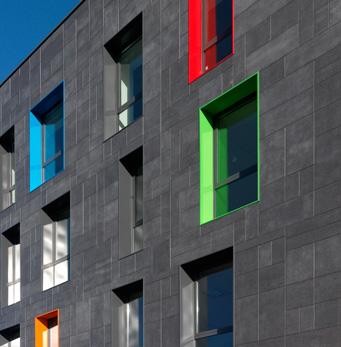 """""""Santagostino"""" Multipurpose Building, Milan"""