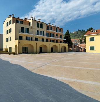 Borgo Prino Square, Imperia